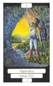The Magus Tarot Card - Merry Day Tarot Deck