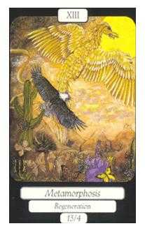 The Close Tarot Card - Merry Day Tarot Deck