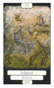 Judgment Tarot Card - Merry Day Tarot Deck