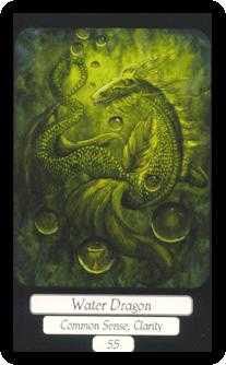 Ace of Ghosts Tarot Card - Merry Day Tarot Deck