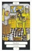 The Chariot Tarot card in Merry Day Tarot deck