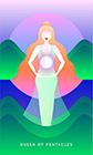 mystic-mondays - Queen of Coins