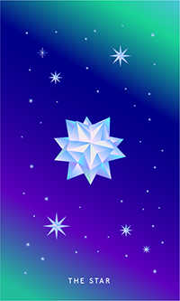 The Star Tarot Card - Mystic Mondays Tarot Deck