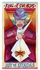 napo - King of Swords