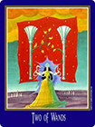 new-century - Two of Wands