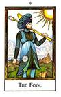 new-palladini-tarot - The Fool