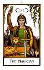 new-palladini-tarot - The Magician