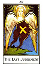 new-palladini-tarot - Judgement