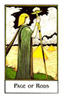 new-palladini-tarot - Page of Rods