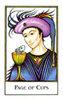 new-palladini-tarot - Page of Cups