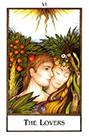 new-palladini-tarot - The Lovers