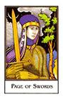 new-palladini-tarot - Page of Swords