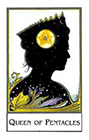 new-palladini-tarot - Queen of Pentacles