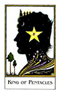 new-palladini-tarot - King of Pentacles