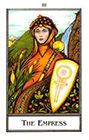 new-palladini-tarot - The Empress