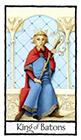old-english - King of Batons