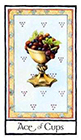 old-english - Ace of Cups