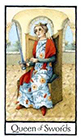 old-english - Queen of Swords
