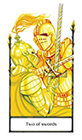 old-path - Two of Swords