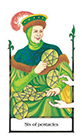 old-path - Six of Pentacles