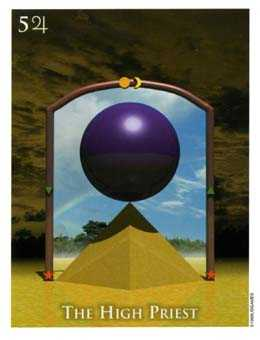 Jupiter Tarot Card - One World Tarot Deck