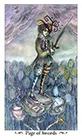 paulina - Page of Swords