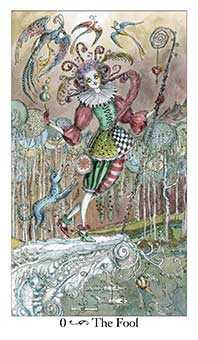 The Foolish Man Tarot Card - Paulina Tarot Deck
