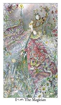 The Magician Tarot Card - Paulina Tarot Deck