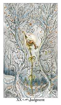 The Judgment Tarot Card - Paulina Tarot Deck