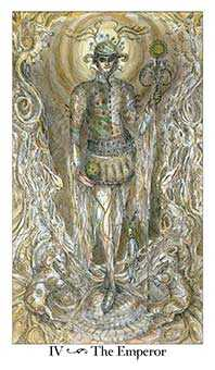 The Emperor Tarot Card - Paulina Tarot Deck