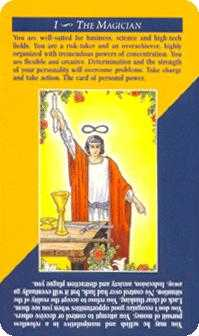 The Magus Tarot Card - Quick and Easy Tarot Deck