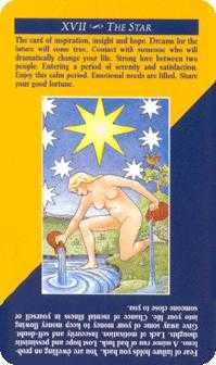 The Star Tarot Card - Quick and Easy Tarot Deck