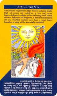 The Sun Tarot Card - Quick and Easy Tarot Deck