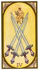 renaissance - Four of Swords