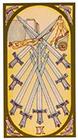 renaissance - Nine of Swords