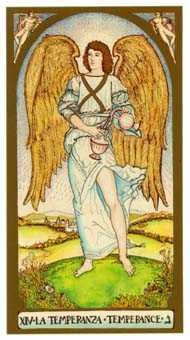The Guide Tarot Card - Renaissance Tarot Deck