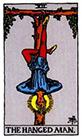 rider - The Hanged Man