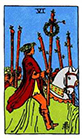 rider - Six of Wands