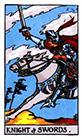 rider - Knight of Swords