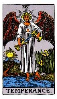 Alchemy Tarot Card - Rider Waite Tarot Deck