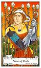 roberts - Nine of Wands