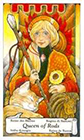 roberts - Queen of Wands