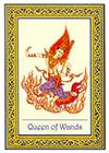royal-thai - Queen of Wands