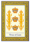 royal-thai - Three of Cups