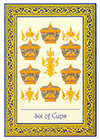 royal-thai - Six of Cups
