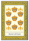 royal-thai - Seven of Cups