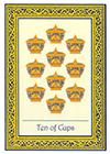 royal-thai - Ten of Cups