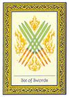 royal-thai - Six of Swords