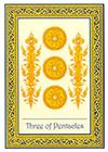 royal-thai - Three of Coins