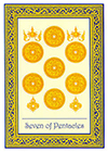 royal-thai - Seven of Coins